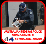 Australian Federal Police Drone