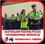 Australian Federal Police photographers