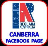 UReclaim Australia - Canberra Facebook Page
