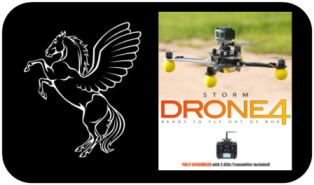 The Planed Drone & the Storm Drone 4 Web Page
